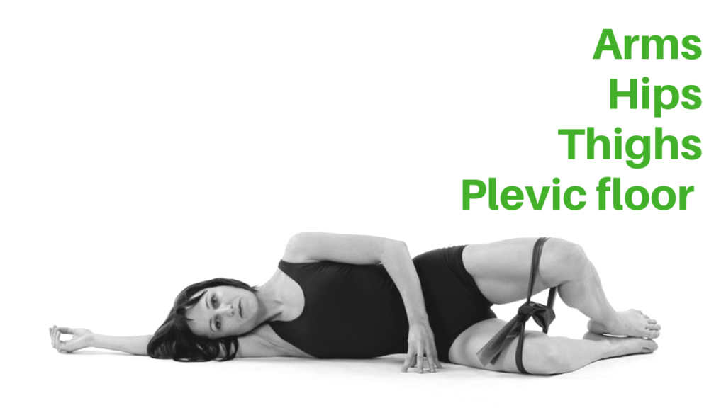 Arms, Legs, Glutes and Pelvic Floor!