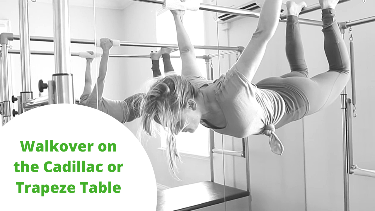 Walkover on the Cadillac or Trapeze Table