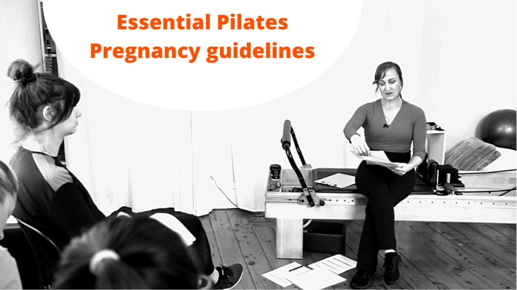 Essential Pilates Pregnancy Guidelines