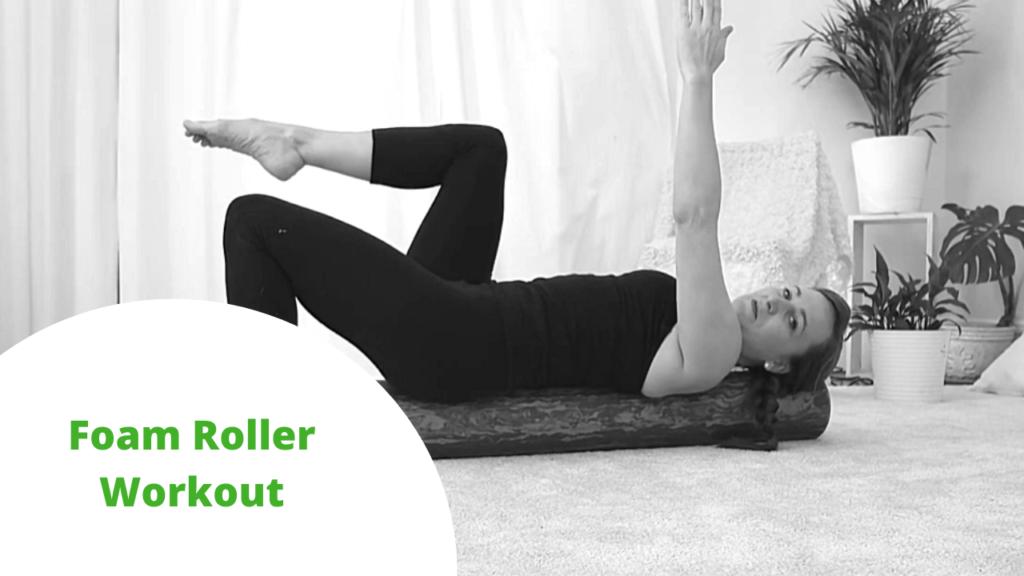 Pilates Foam Roller Workout