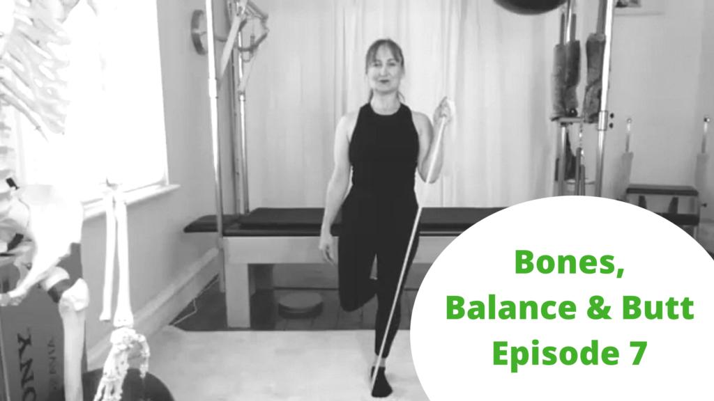 Bones, Balance and Butt 7