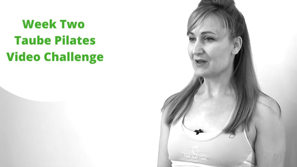 Taube Pilates Video Challenge Week 2
